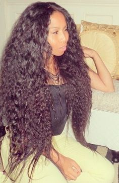 Beautiful Custom Made Full Lace Wig 14-26 inches Long!! Part Anywhere!