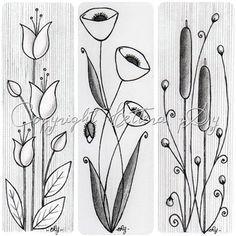 flower doodle idea