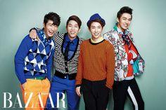 2AM - Harper's Bazaar Magazine March Issue '13
