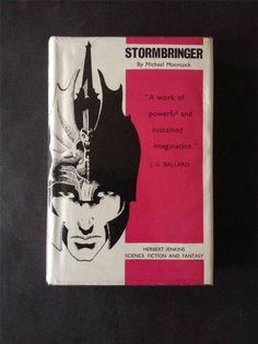 STORMBRINGER MICHAEL MOORCOCK HERBERT JENKINS SCIENCE FICTION 1ST 1965 UK ELRIC