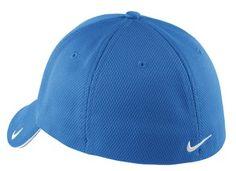 b2d9581a61a Buy the Nike Golf - Dri-FIT Mesh Swoosh Flex Sandwich Cap Style 333115  Pacific