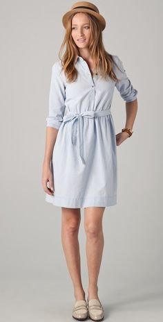 Simple Madewell dress