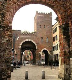 Milano, Colonne di San Lorenzo