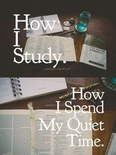 If you are struggling to have an effective quiet time and how to study your Bible, this post may be helpful to you.