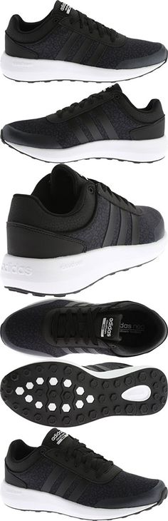 a0d573557871 Adidas NEO Women s Cloudfoam Race W Running Shoe