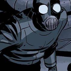 Karl Kroenen, from Hellboy Hellboy Kroenen, Mike Mignola, Comic Character, Amazing Art, Vines, Steampunk, Batman, Fandoms, Superhero