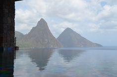 Beginners Guide to Saint Lucia - Lia Pack - Travelettes - Piton 3