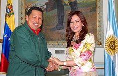 CRISTINA FERNANDEZ DE KIRCHNER Cristina Fernandez, Nestor Kirchner, World Leaders, New Years Eve Party, Hair Styles, Inspiration, Collection, Women, History