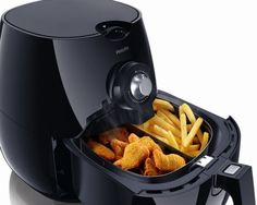 Philips ad banned for saying fryer makes healthy chips using nothing but air... while small print advised oil was still needed   Daily Mail Online