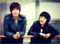 You're Beautiful - Shin Woo and Go Mi Nam