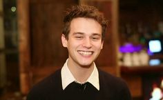 Another person who I picture as Peter Kavinsky. Brandon Flynn.