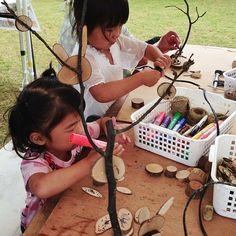 子どもたち、制作ちう #30jidori instagram.com/p/aUi2E7RiFY/