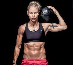 Ashley Conrad's 21-Day Clutch Cut - weight training and cardio plus nutrition plan