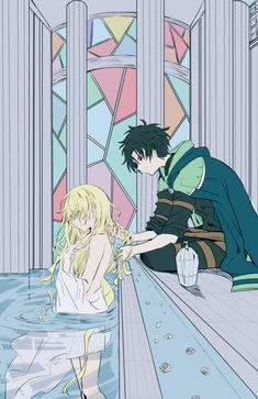 Manga Anime, Anime Couples Manga, Manhwa Manga, Cute Anime Couples, Manga Art, Persona Anime, Romantic Manga, Manga Collection, Anime Love Couple