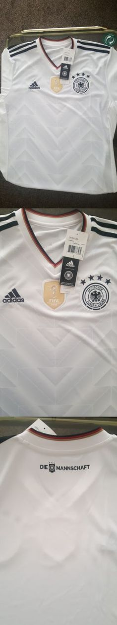 Soccer-National Teams 2891: New Mens Adidas Adizero 2016-2017 Germany Authentic Home Soccer Jersey Football -> BUY IT NOW ONLY: $55.99 on eBay!