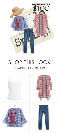 """""""hello"""" by rose-mary-orihuela-abad on Polyvore featuring moda, Sans Souci, WearAll, WithChic, Aéropostale y Old Navy"""