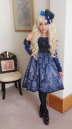 Daily Lolita Coordinates - A catch up post from last year