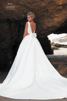 Свадебное платье «Бруно» Ариамо Брайдал — купить в Москве платье Бруно из коллекции 2016 года