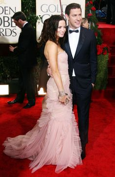 Emily Blunt and John Krasinski.  One of my favorite couples of all time!