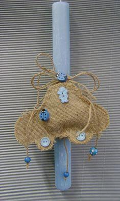 Οι λαμπάδες μας!! Crochet Necklace, Easter, Jewelry, Jewlery, Jewerly, Easter Activities, Schmuck, Jewels, Jewelery