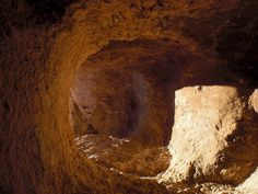 the oldest church in the world? A cave church possibly dating from c33-70ad said to be the hiding place of the disciples after the crucifixion. In Rihab, Jordan   photo by remco t, via Flickr