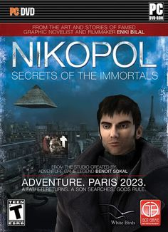 Download Nikopol: Secrets Of The Immortals Free PC Game, Nikopol: Secrets Of The Immortals Download Full Version Pc Game.!