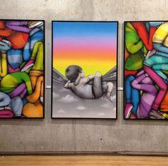 SETH @ Itinerrance Gallery