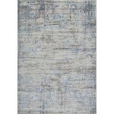 Candelabra Home Juliet Rug - Blue | Ikat & Suzani Rugs | By Pattern | Rugs | Candelabra, Inc.