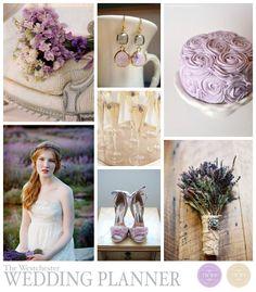 Lavender + Beige = Refined Grace