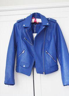 Kup mój przedmiot na #vintedpl http://www.vinted.pl/damska-odziez/kurtki/15587828-zara-nowa-z-metka-przepiekna-ramoneska-ekoskora