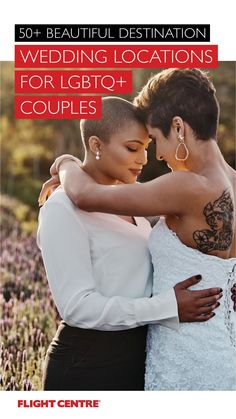 Finding an LGBTQ+ wedding destination doesn't have to be difficult. All you have to do is give the Group Travel Experts a call! We make it easy for gay, lesbian, and queer couples to plan their Big Day. Check out our Experts' top list of LGBTQ+ friendly destination wedding venues. Destination Wedding Locations, Wedding Venues, Avalon Hotel, Royal Caribbean International, Cruise Wedding, Top List, Princess Cruises, Beach Vacations, Lesbian Wedding