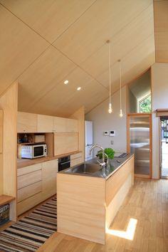囲まれていてものびのび暮らせる家|HouseNote(ハウスノート)