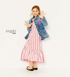 Emma from Sugar Kids for ZARA.