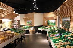 Ferme En Ville Store by Denis Capitan, Belleville sur Saone - France http://retaildesignblog.net/2015/04/29/ferme-en-ville-store-by-denis-capitan-belleville-sur-saone-france/…
