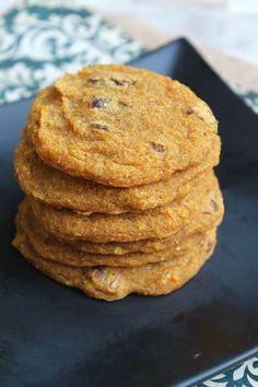 Pumpkin Date Cookies AIP
