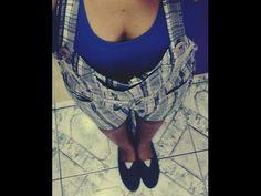 Progrma da eliana- Transforme sua calça jeans numa linda jardineira! - YouTube