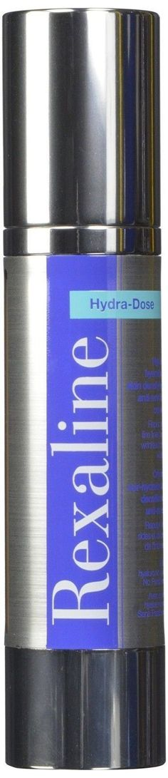 Rexaline Hydra-Dose Wrinkle Reducing Cream with Hyaluronic Acid Pack of 1