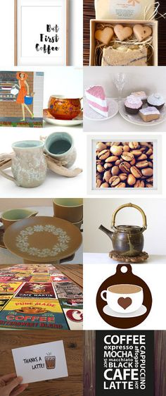 Saturday Latte by DecoDebs on Etsy--Pinned with TreasuryPin.com