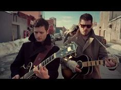 "Art of flight: We Are Augustines: ""Chapel Song"