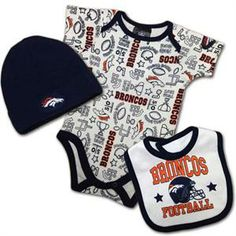 32 Best Denver Broncos Baby images  d5f8d8ffb