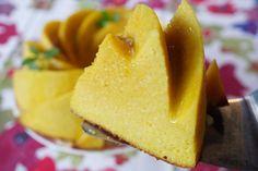 Torta facil de naranjas y almendras