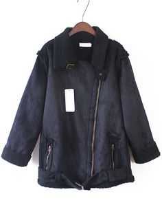 http://www.romwe.com/Lapel-Zipper-Pockets-Suede-Coat-p-133886-cat-676.html