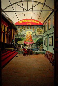 Little Temple - Hanoi