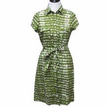 Global Mamas is a fantastic fair trade organization based in Ghana. The batik fabric is sure to get some attention, a very unique and stylish staple dress. 100% cotton.