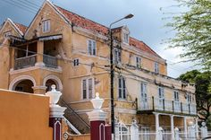 Old building in Curacao