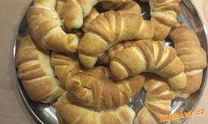 Balkánske kiflice-moje obyčajné rožky, alebo jednoducho domáce pečivo Pie, Bread, Food, Torte, Cake, Fruit Cakes, Brot, Essen, Pies