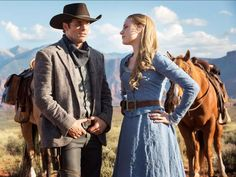 "RANKED: The 10 best TV shows of 2016:    4. ""Westworld"" (HBO):   No one knew what to expect from HBO's adaptation of Michael Crichton's 1973 film, ""Westworld."" HBO held the details of the series close to its vest, though leaks gave us an idea that it would definitely push boundaries. In the end, it was a suspenseful ride in which the explorations of human fantasy and ambition extended beyond the park's guests to their robotic hosts, and the game‐makers themselves."