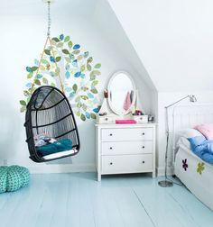 Décoration chambre enfant, idée déco enfant, chambre enfant colorée, chambre enfant arty, Lovely Market
