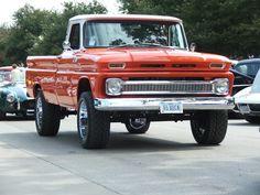 1963 Chevy Pickup 4X4