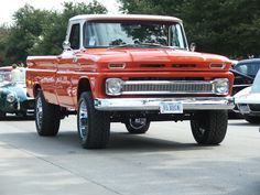 1963 Chevy Pickup 4X4